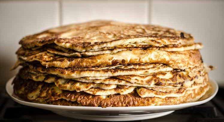 Grootmoeders Pannenkoeken Recept